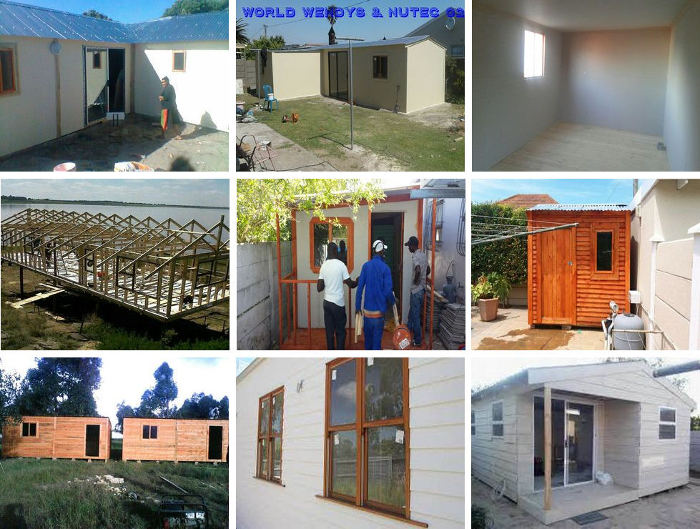 wendy houses, garden sheds, nutec home improvements